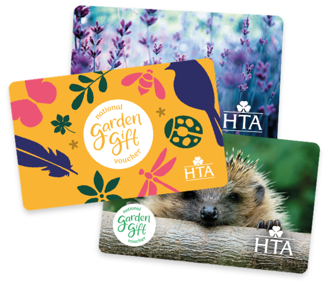 National Garden Gift Voucher Cards